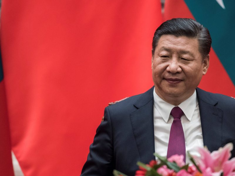 Voices in Beijing are crying foul amid Western criticism of Chinese influence, yet pushing back against Western influence has been one of Xi Jinping's top priorities. Photo: Reuters / Fred Dufour