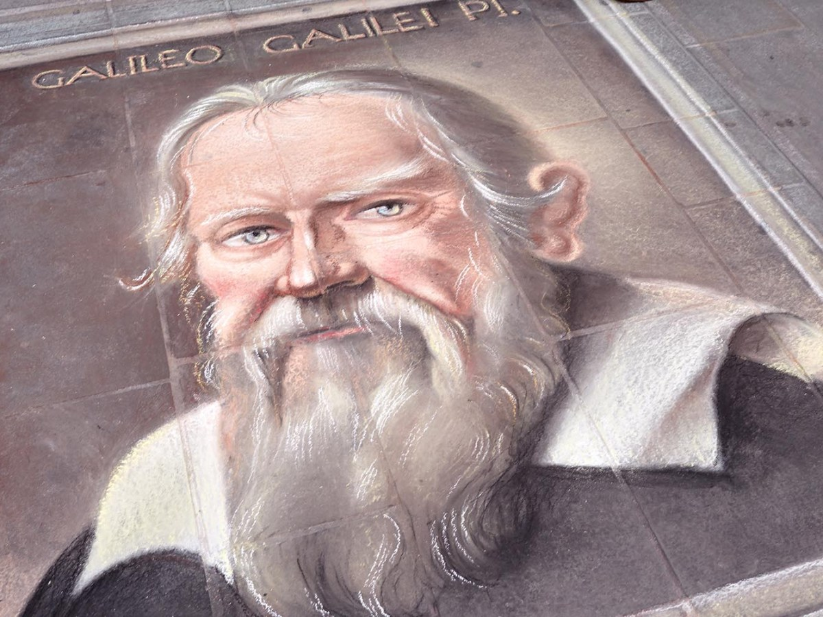 Galileo's belief that the Earth moved around the sun was considered heresy in his day. Photo: iStock