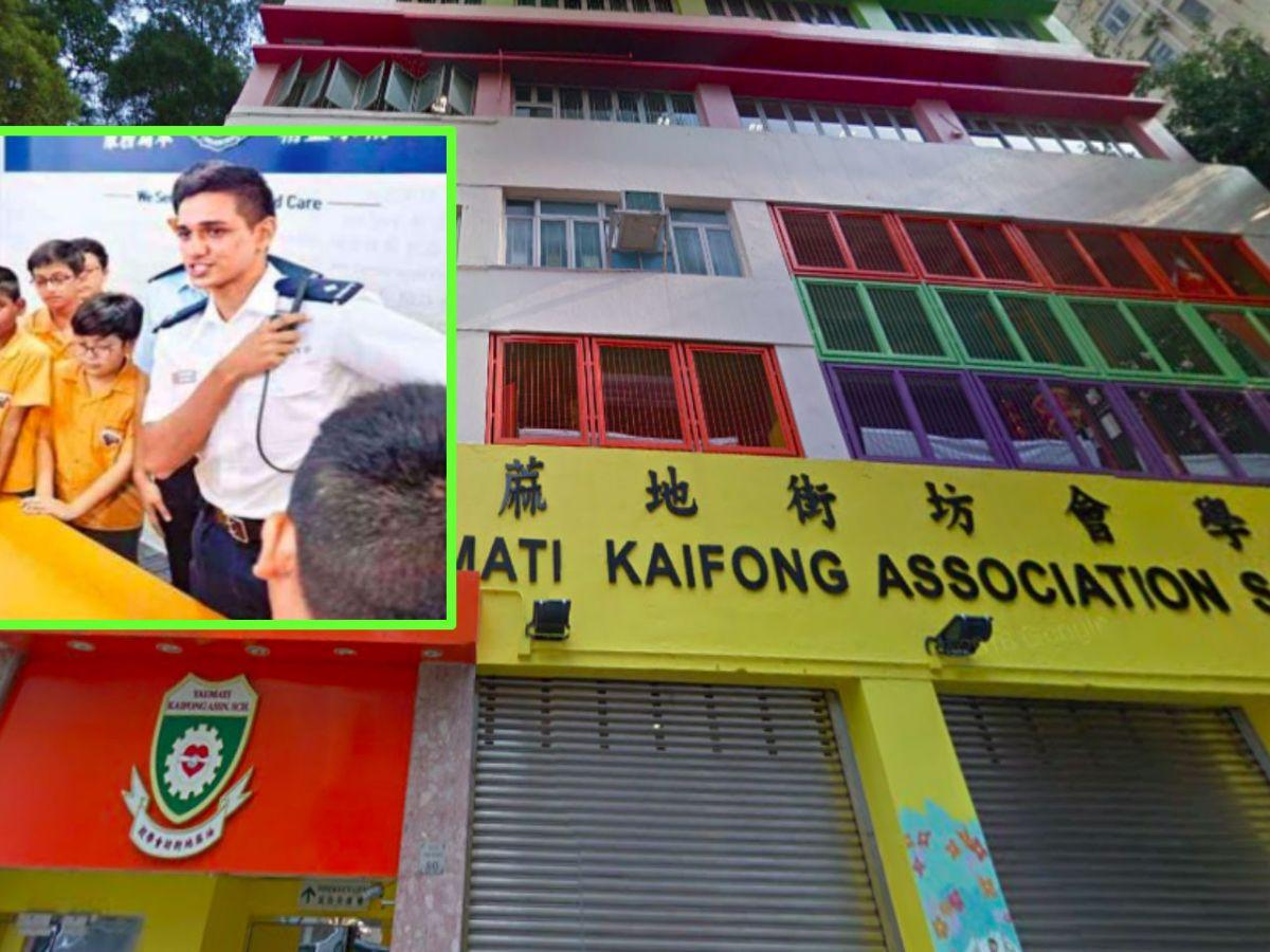 Singh Gimandeep (inset); Yau Ma Tei, Kowloon. Photos: Google Maps, Hong Kong Police