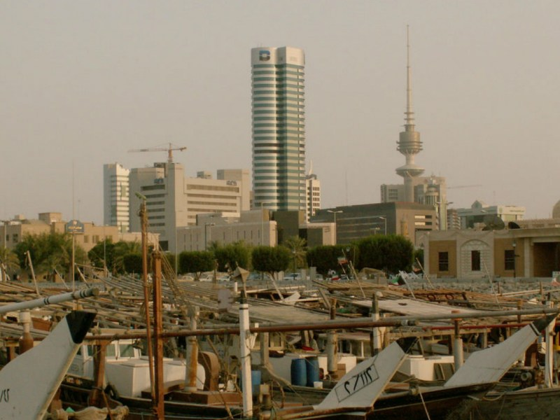 Kuwait city Photo: Wikimedia Commons, FlickreviewR