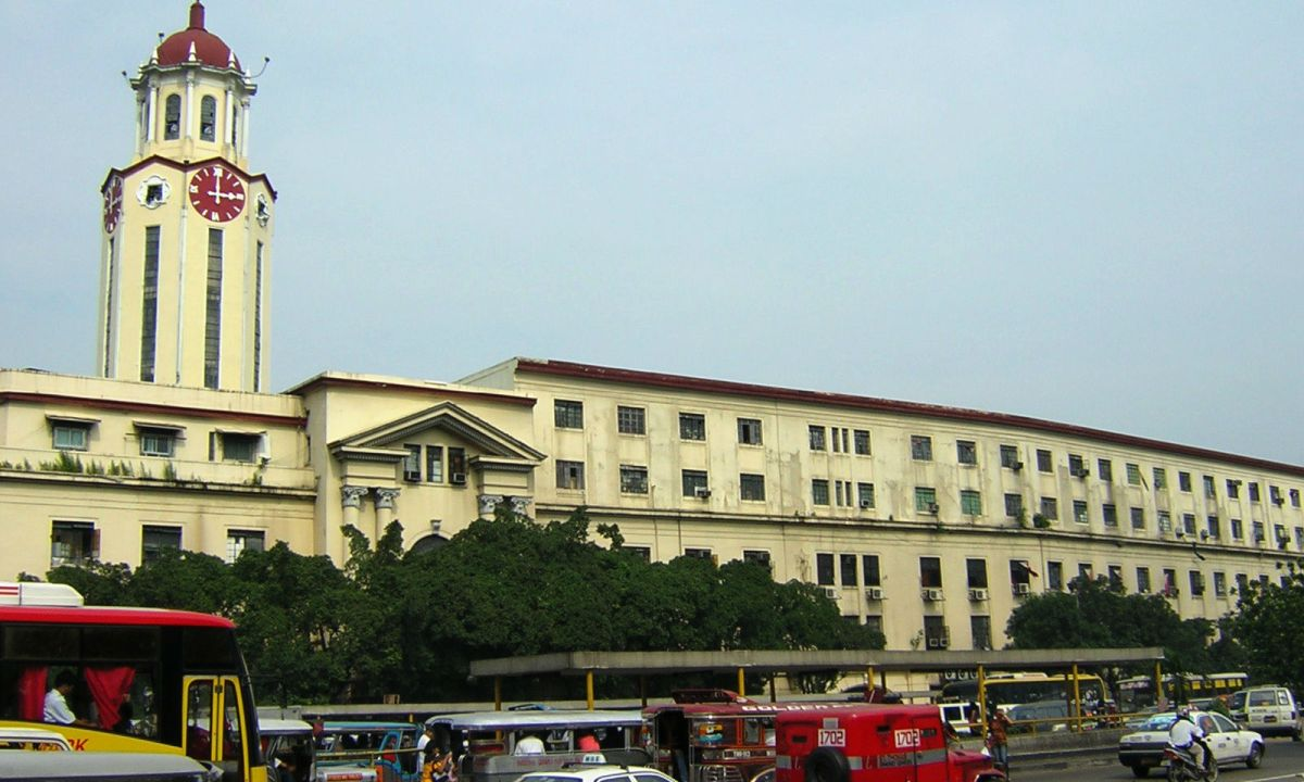 Manila City Hall. Photo: Wikimedia Commons: Jhun80