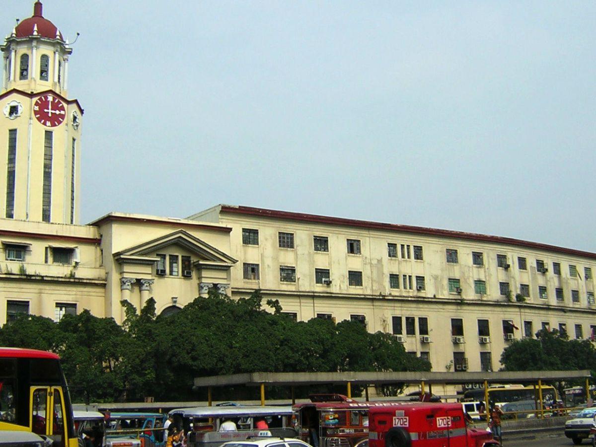 Manila City Hall. Photo: Wikimedia Commons: Jhun80