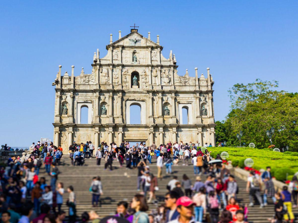 Macau. Photo: iStock