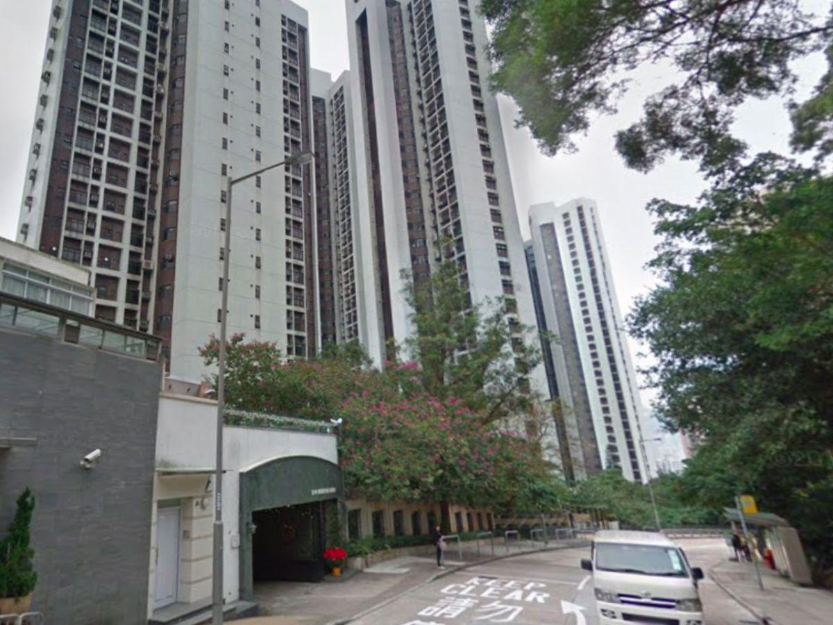 Jardine's Lookout on Hong Kong Island. Photo: Google Maps