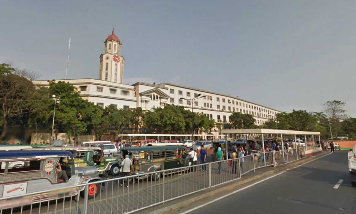 Manila City Hall in The Philippines. Photo: Google Maps