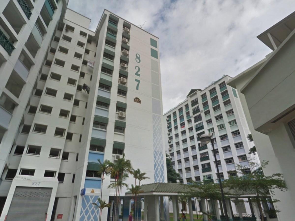 Singapore condominium blocks. Photo: Google Maps