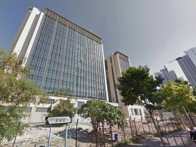 West Kowloon Law Courts Building, where the Small Claims Tribunal is located. Photo: Google Maps