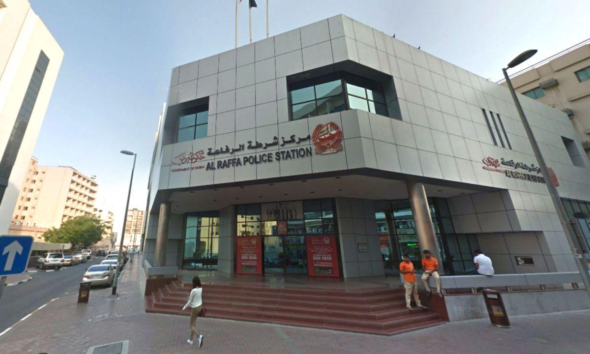 Al Raffa Police Station in Dubai. Photo: Google Maps