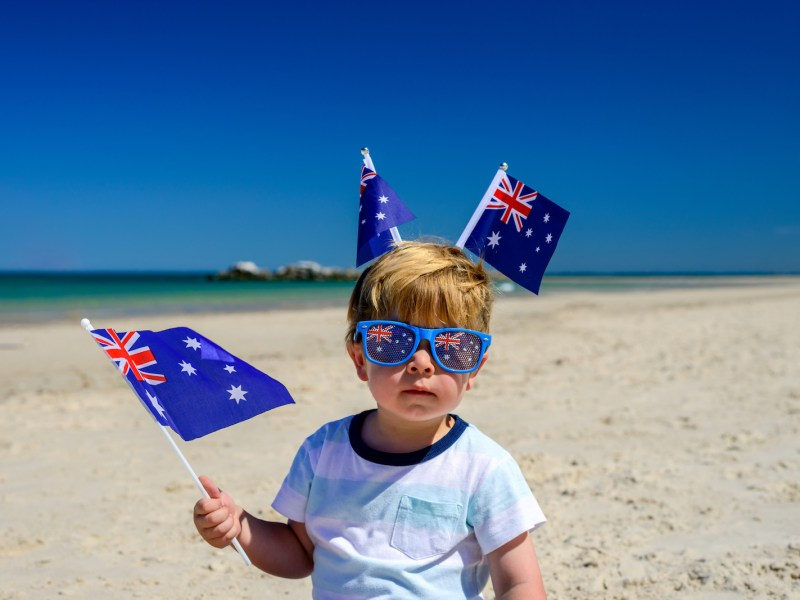 Australia Day is celebrated on January 26. Photo: iStock