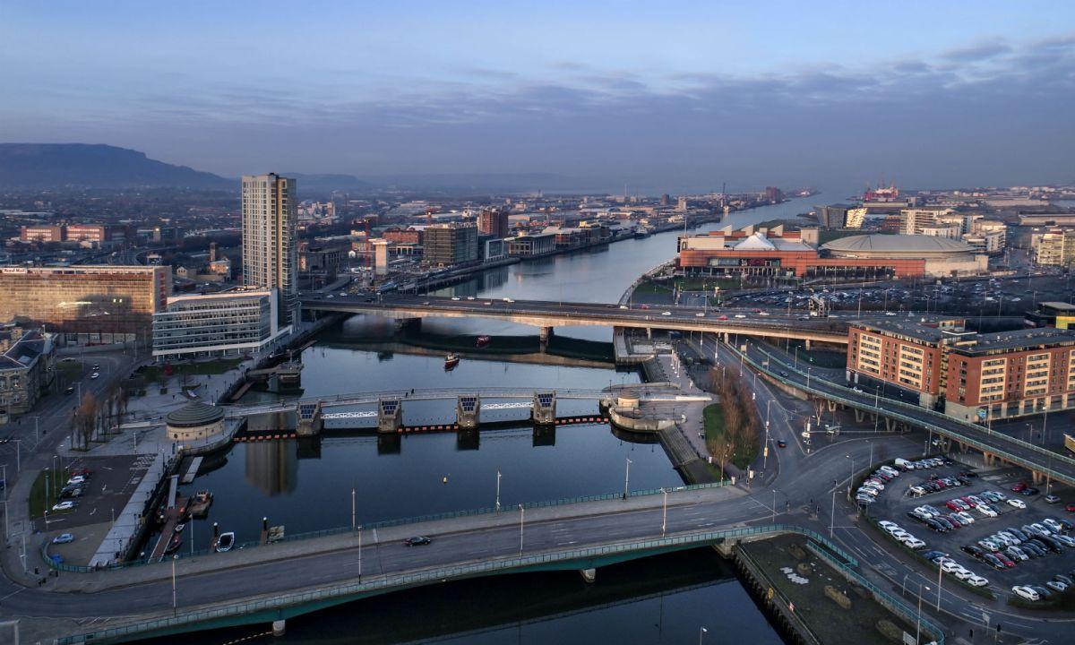 Belfast, capital of Northern Ireland. Photo: iStock