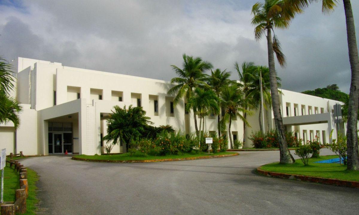 Commonwealth Health Center in Saipan. Photo: Wikimedia Commons, Abasaa