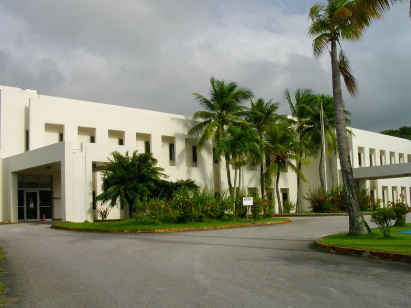 Commonwealth Health Center in Saipan. Photo: Wikimedia Commons, Abasaa
