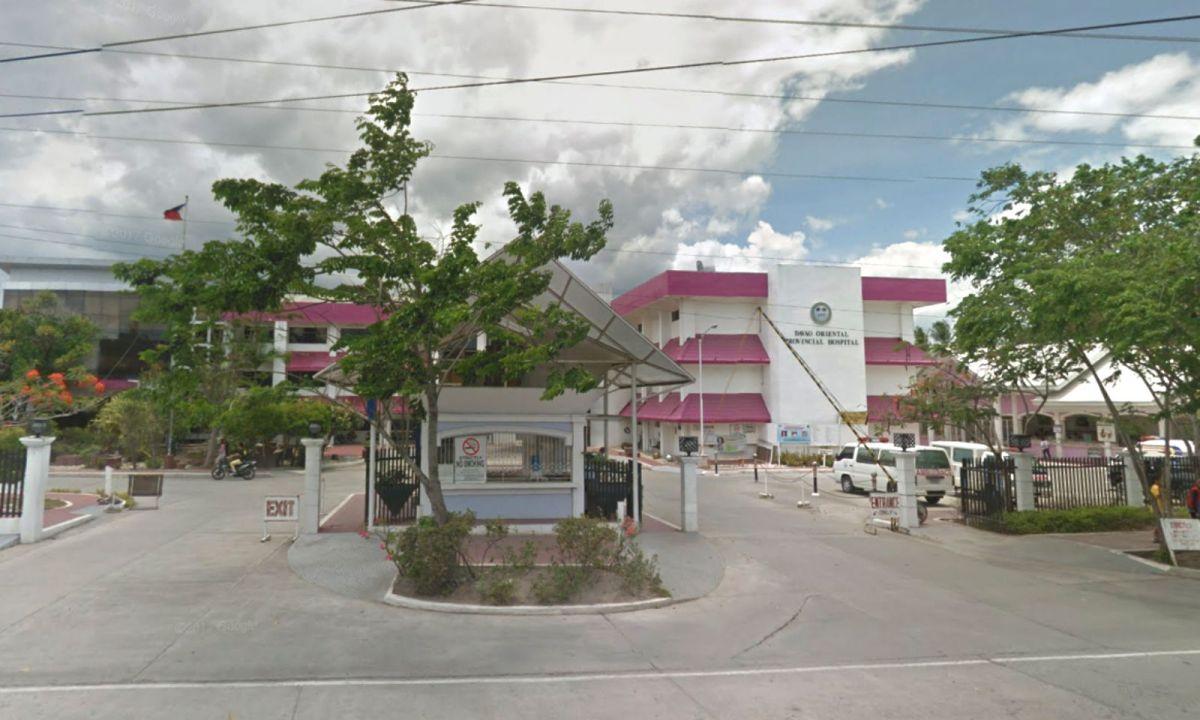 Davao Oriental Provincial Hospital. Photo: Google Maps