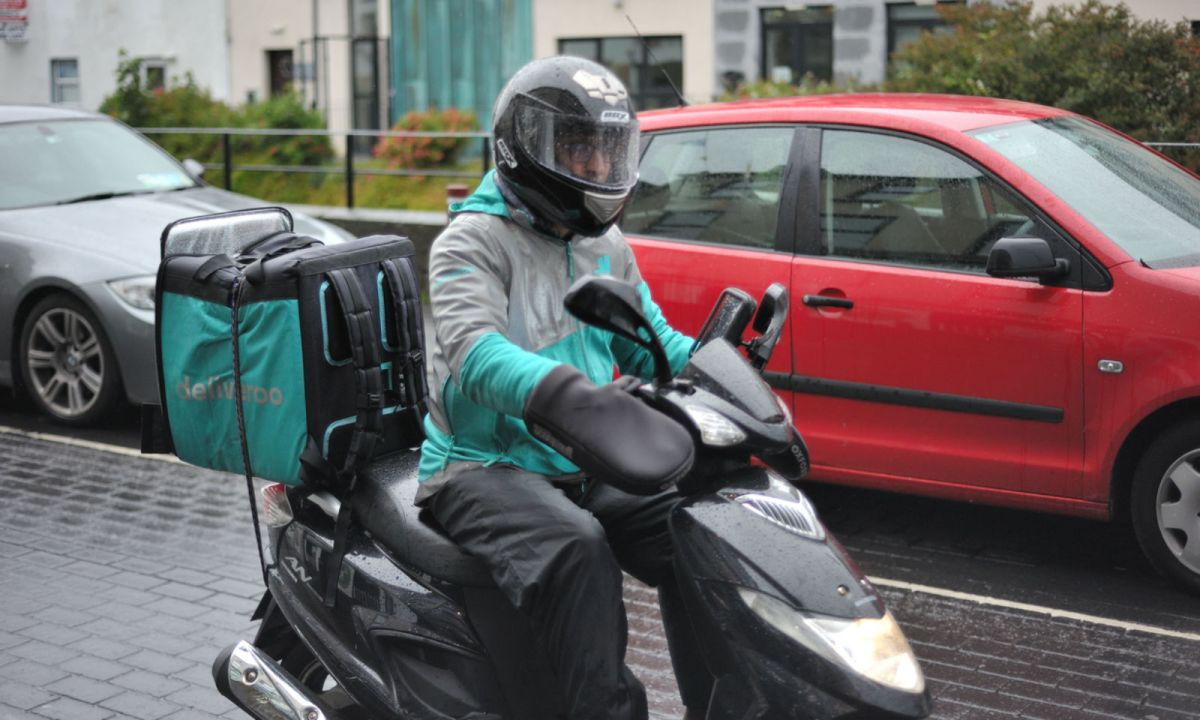 Deliverymen are upset about a new policy they say will affect their income. Photo: iStock