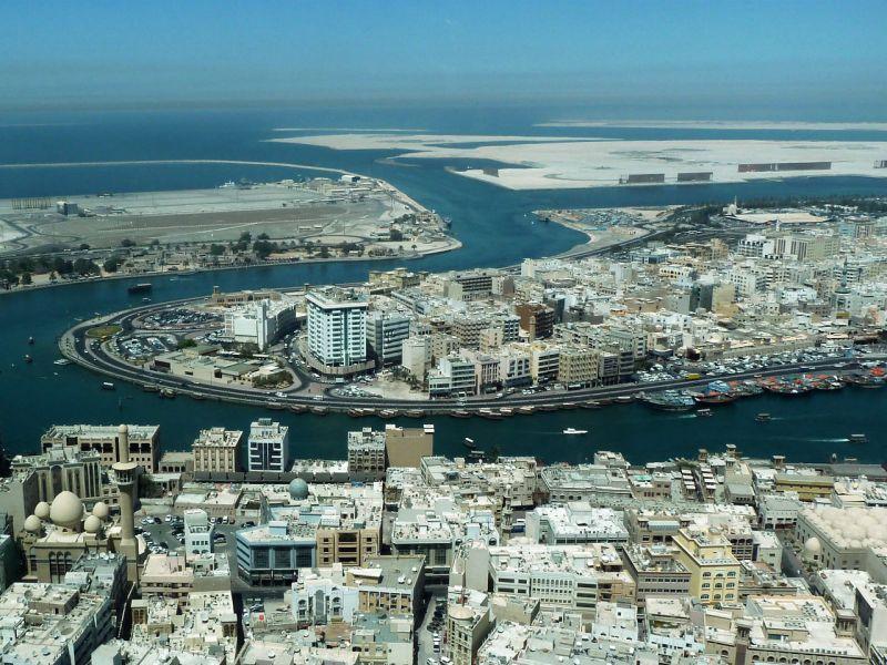 Dubai, UAE. Photo: Wikimedia Commons, giggel