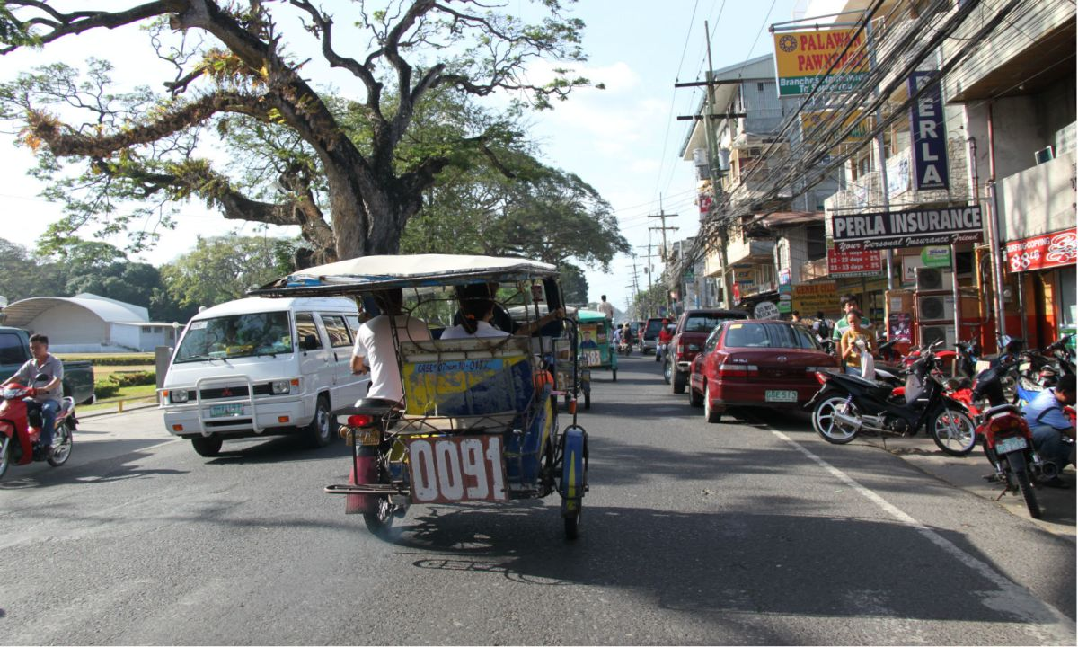 Dumaguete City in the Philippines. Photo: Wikimedia Commons, Cristian Bortes