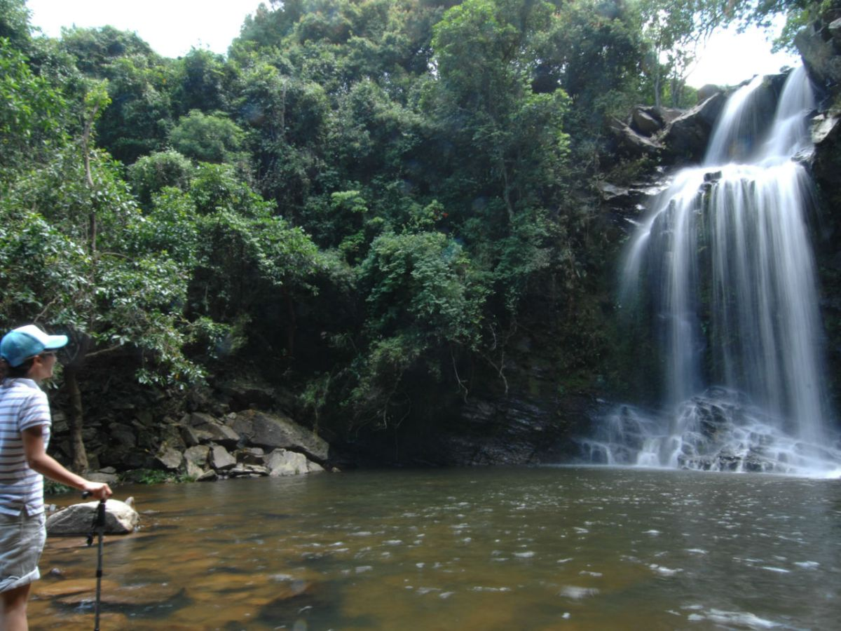 Bride's Pool Waterfall in Plover Cove Country Park, New Territories. Photo: HK Government