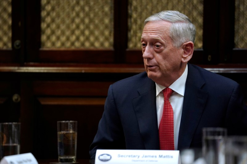 US Defense Secretary James Mattis has said he is 'not concerned' about a cutoff of resupply routes by Pakistan. File Photo: Reuters / Jonathan Ernst