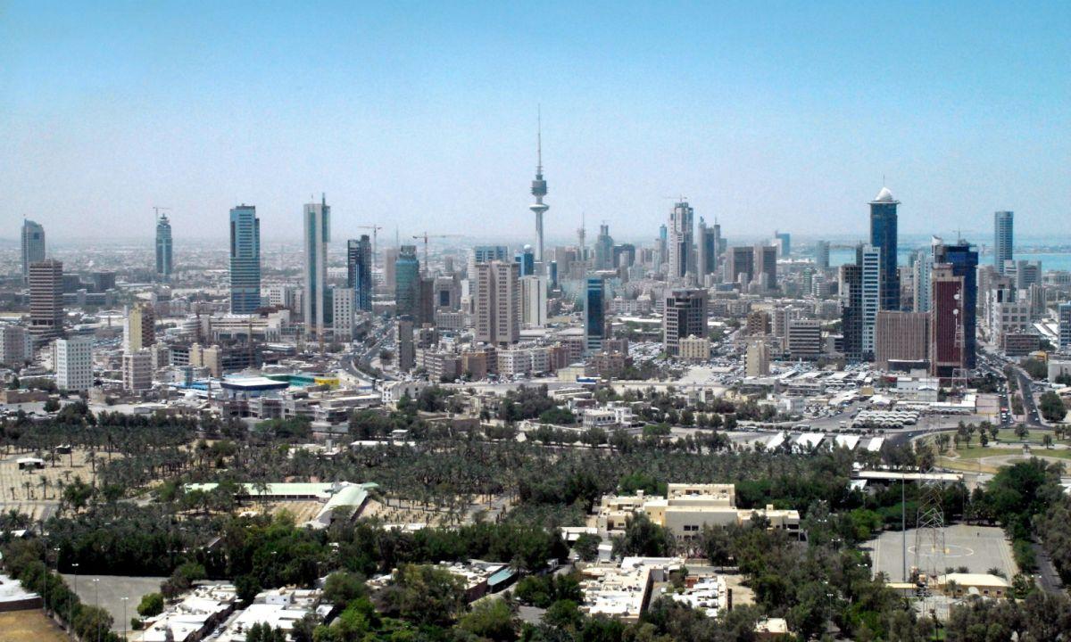 Kuwait City. Photo: iStock