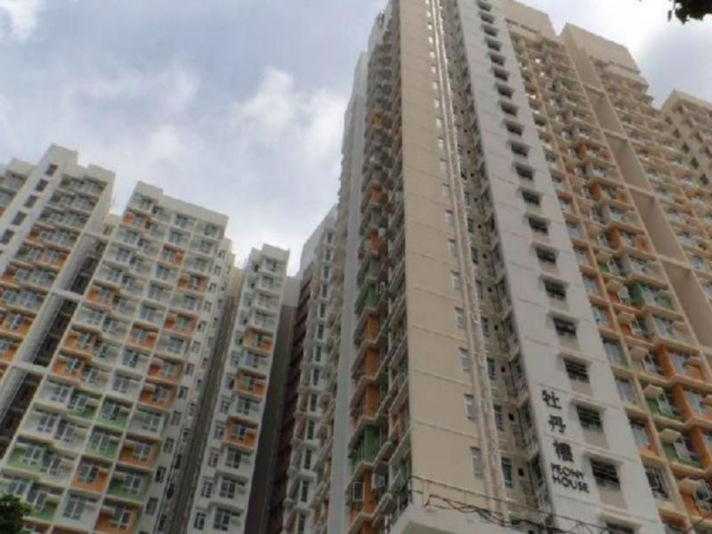 So Uk Estate in Cheung Sha Wan, Kowloon. Photo: HK Government