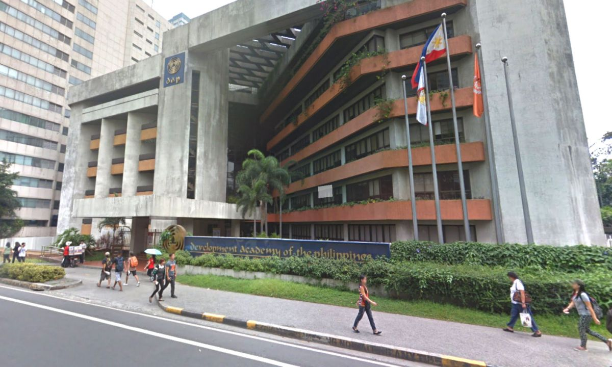 The Philippine Commission Competition  offices in Ortigas City. Photo: Google Maps