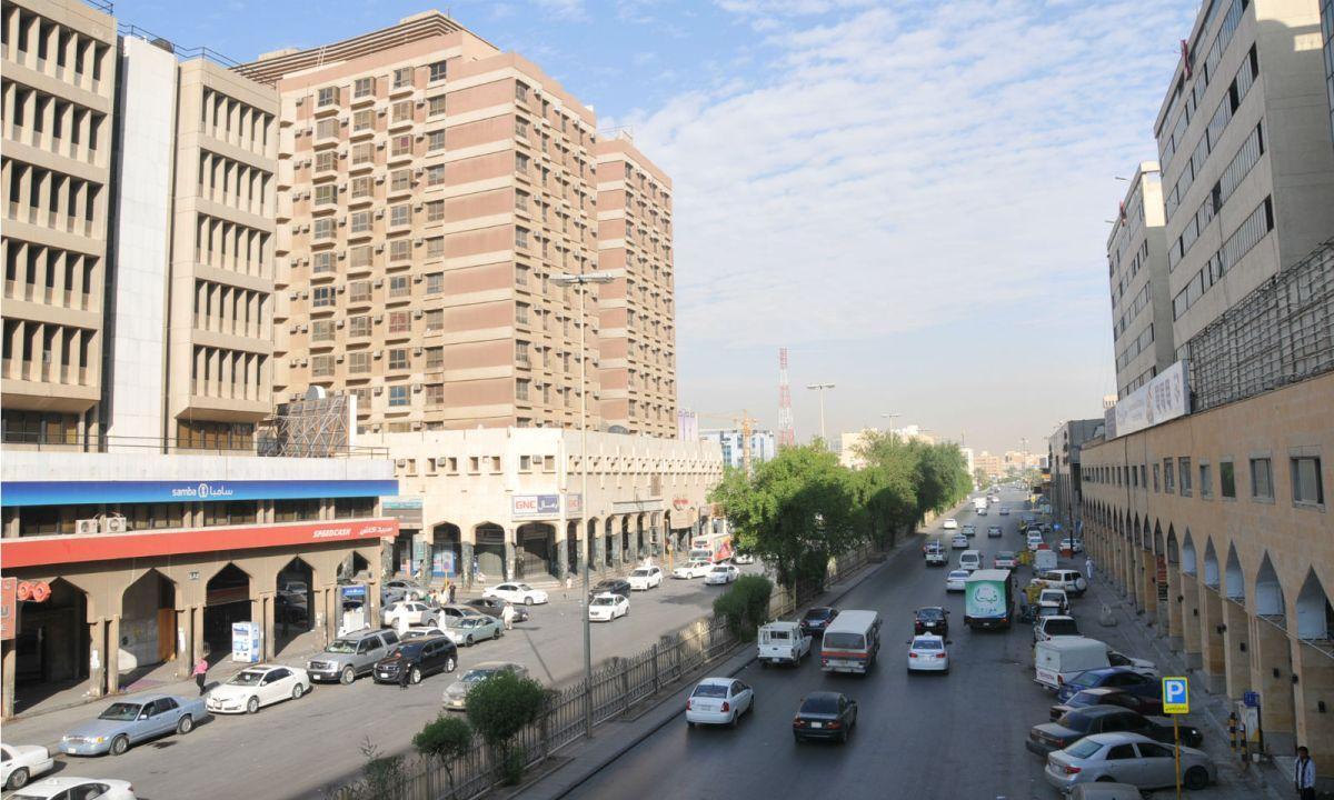 Riyadh, Saudi Arabia. Photo: Wikimedia Commons, Tamoy Garra