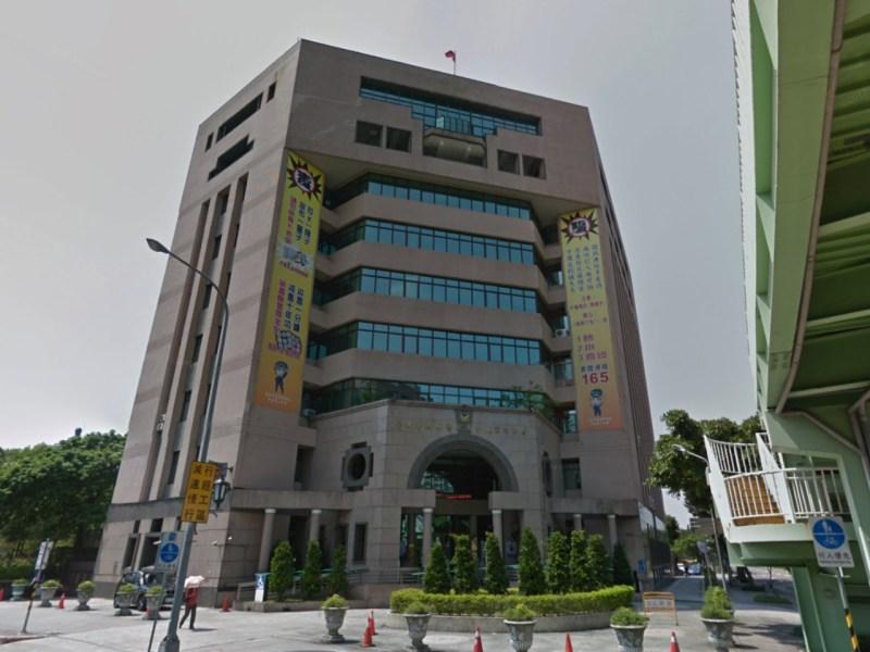 Zhongzheng Second Precinct of the Taipei City Police Department. Photo: Google Maps