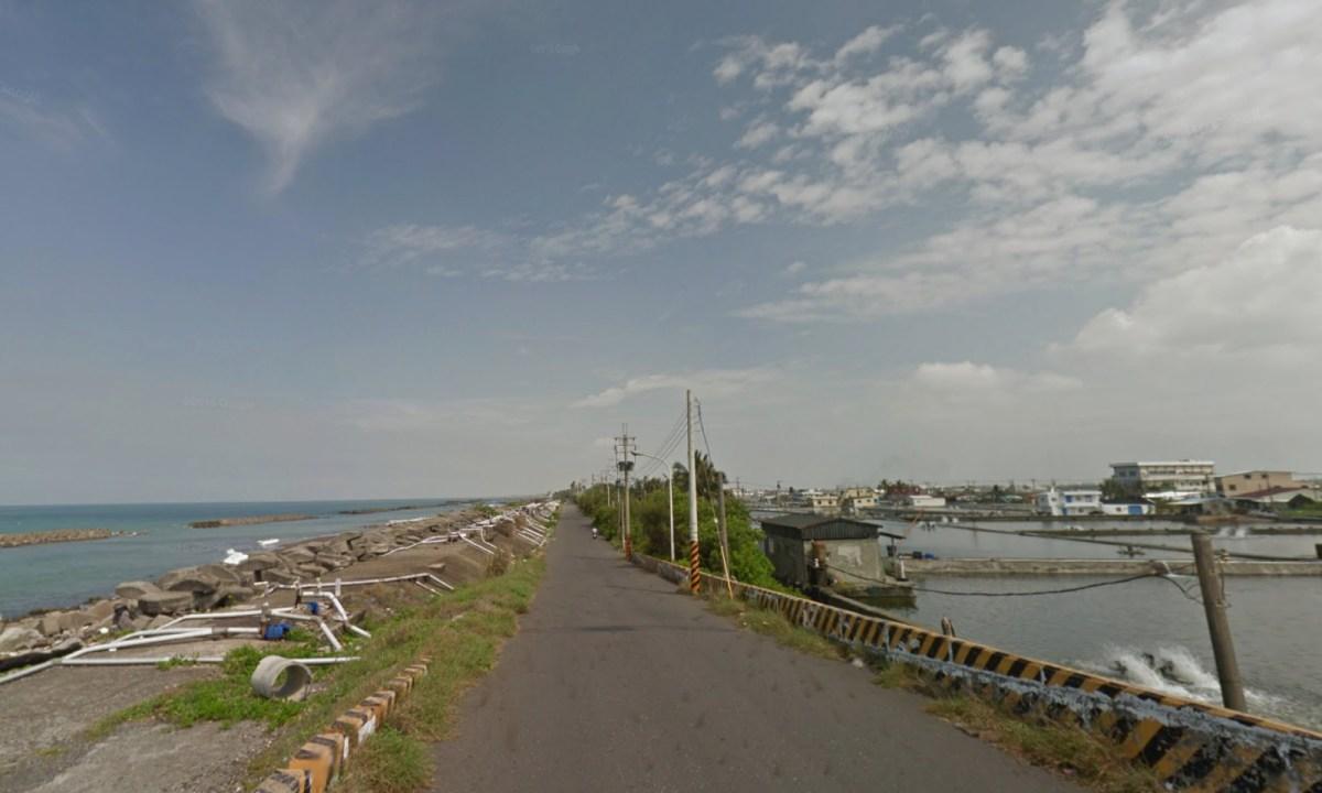 Fangliao town of Pingtung County in Southern Taiwan. Photo: Google Maps
