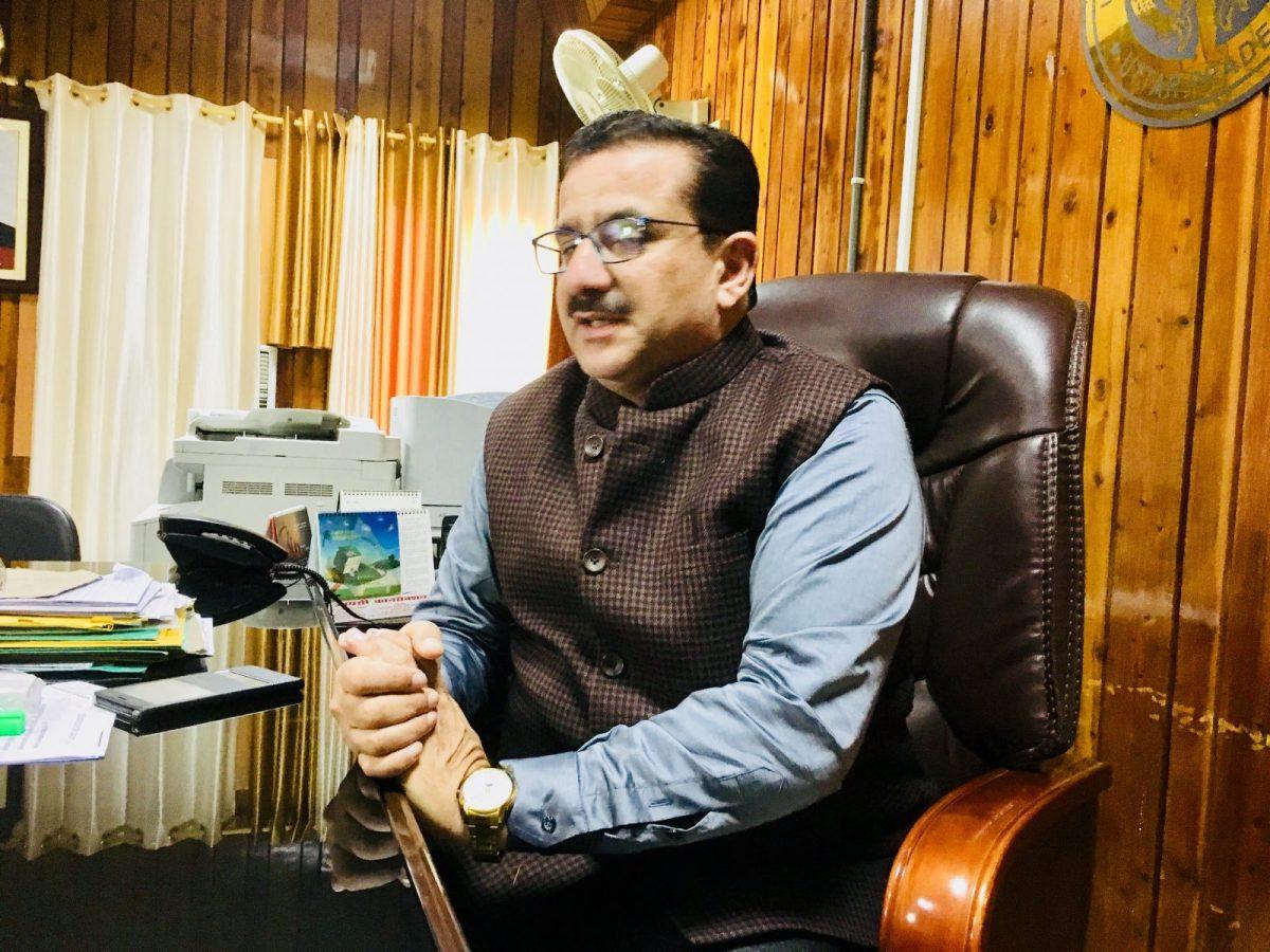 Sayeed Wasim Rizvi, chairman of the Uttar Pradesh Shia Central Waqf Board, wants madrassas to be shut down as they are 'terror schools,' he says. Photo: Kanchan Srivastava