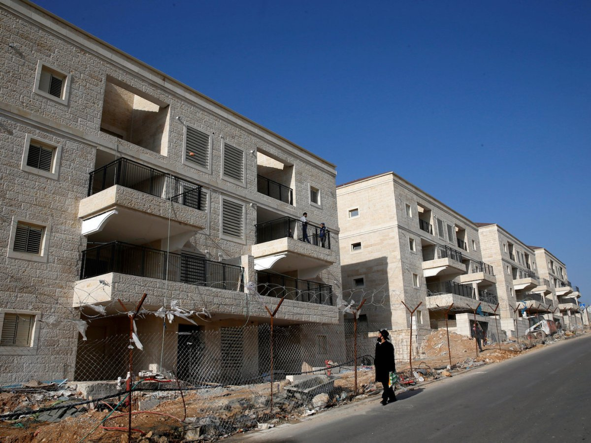 Buildings are seen under construction in the Israeli settlement of Beitar Ilit, in the occupied West Bank. File photo: Reuters / Baz Ratner
