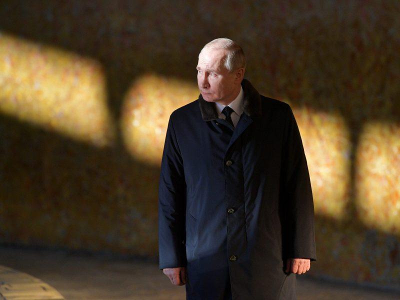 Russian President Vladimir Putin. Photo: Sputnik / Alexei Druzhinin / Kremlin via Reuters