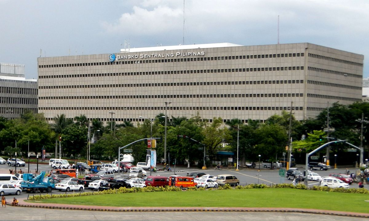 Bangko Sentral ng Pilipinas in Manila. Photo: Wikimedia Commons, Ramon F Velasquez