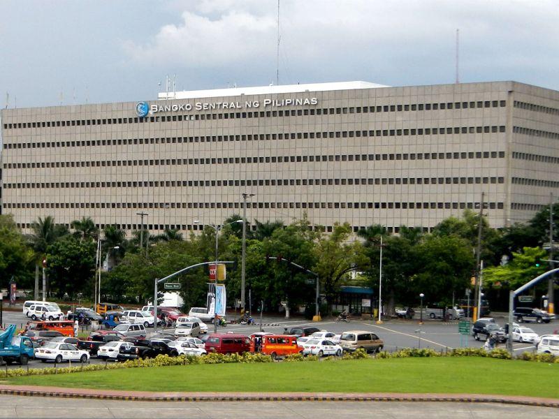 Bangko Sentral ng Pilipinas in Manila. Photo: Wikimedia Commons, Ramon F Velasquez