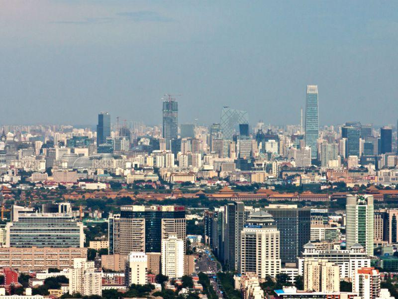 Beijing, China. Photo: Wikimedia Commons, ahenobarbus