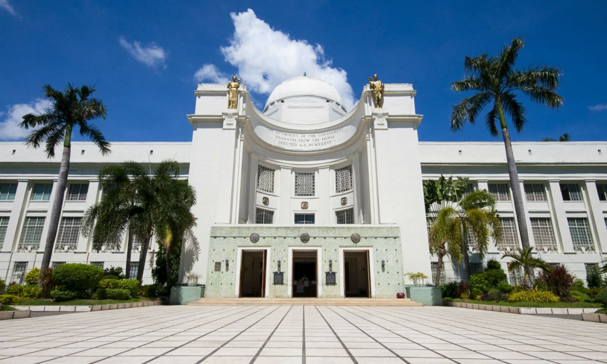 The Provincial Capitol of Cebu in the Philippines. Photo: Wikimedia Commons, rAndrewhaimerl