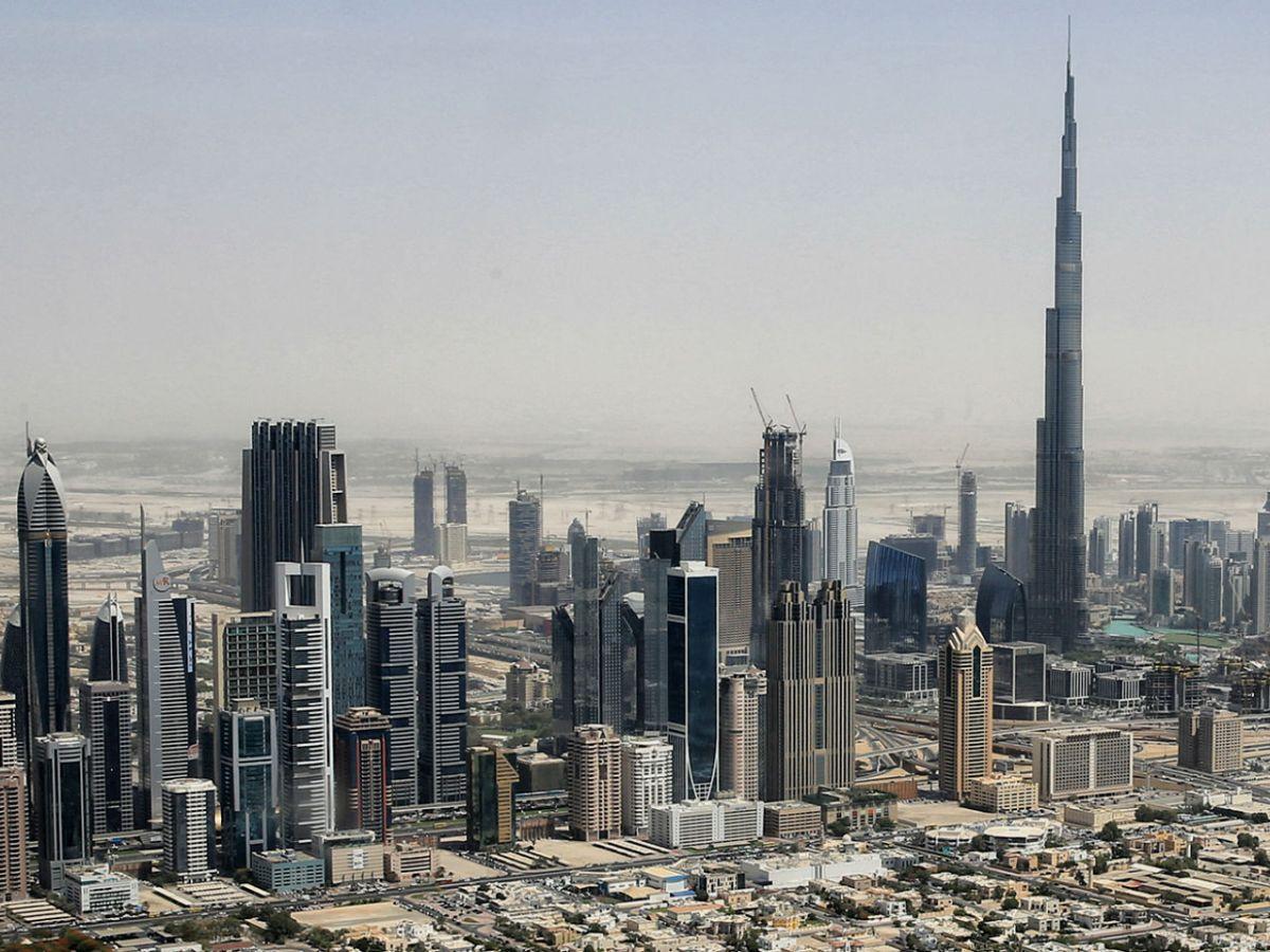 Dubai in the United Arab Emirates. Photo: Wikimedia Commons, Tim Reckmann
