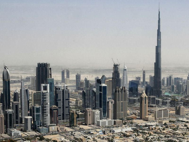 Dubai in the United Arab Emirates. Photo: Wikimedia Commons, Tim Reckmann