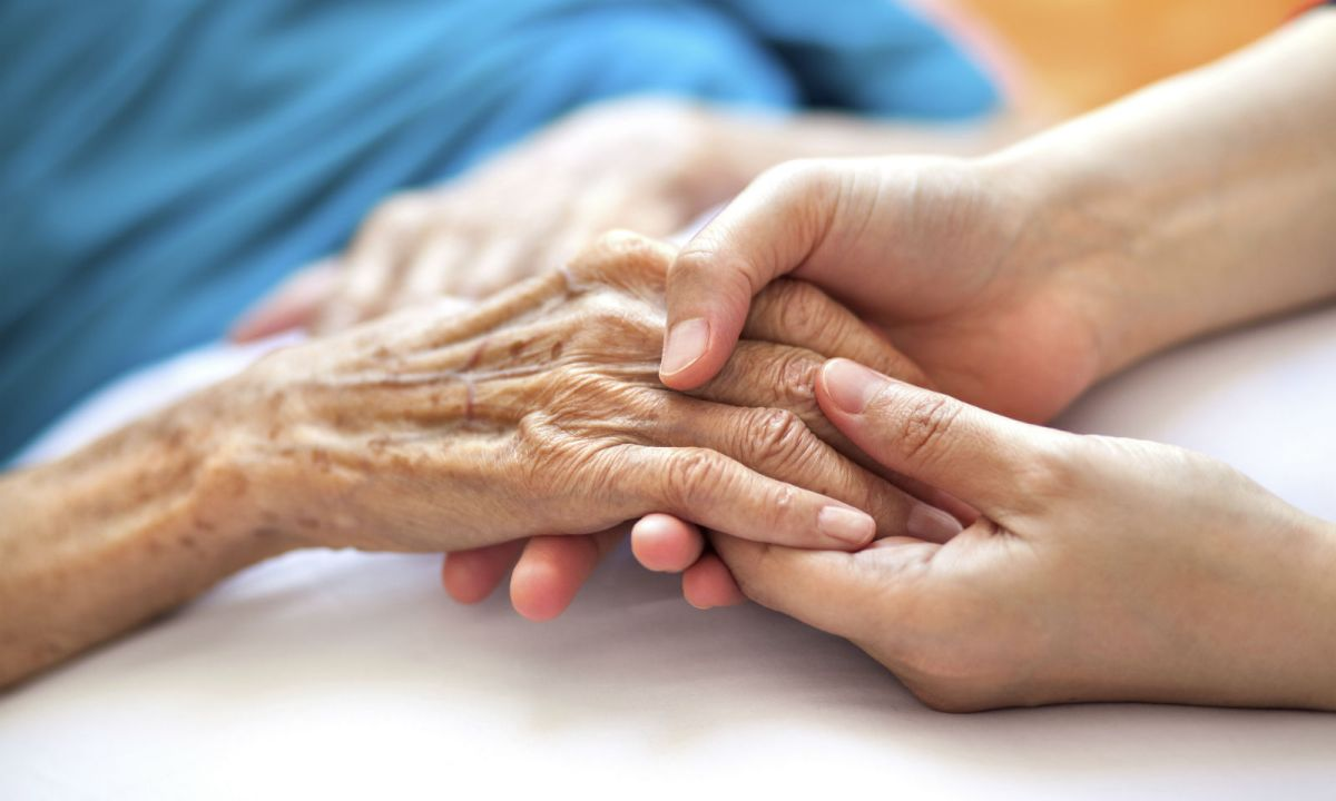 A Filipino domestic worker was asked to take care of her employer's elderly mother for 20 days. Photo: iStock