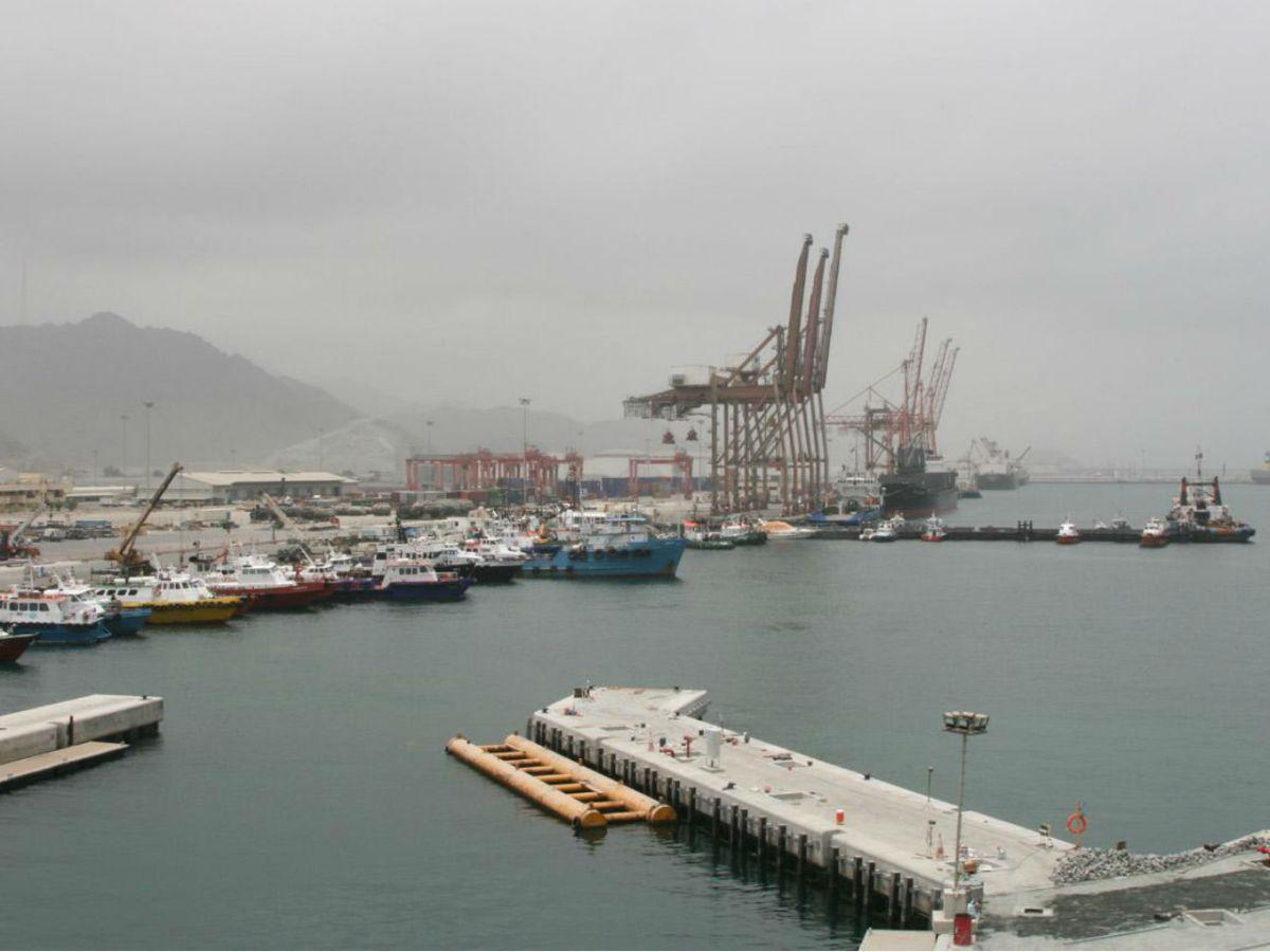 Port of Fujairah, UAE. Photo: Fujairah government
