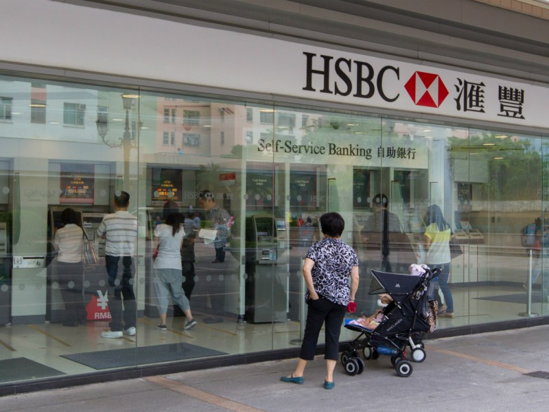 HSBC increased its headcount in Hong Kong last year. Photo: iStock