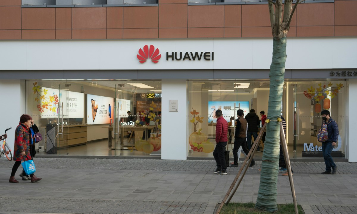 Huawei phones attract buyers with their high-end features at 'lite' prices. Photo: iStock