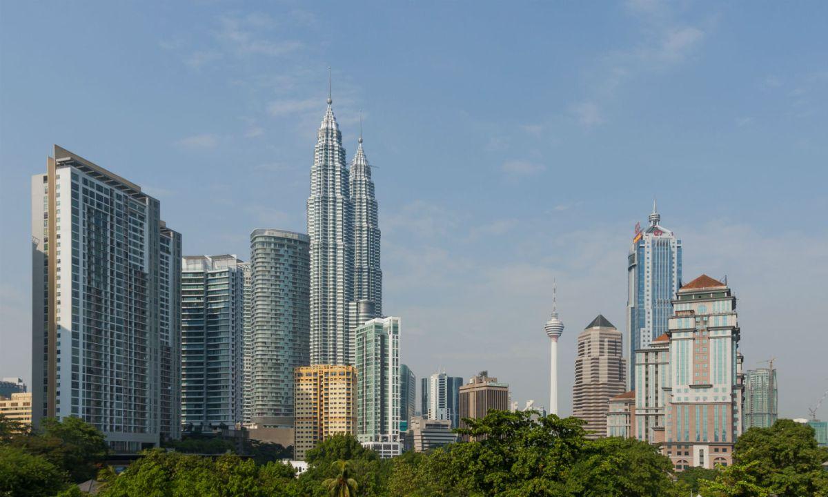 Kuala Lumpur, Malaysia. Photo: Wikimedia Commons, CEphoto, Uwe Aranas