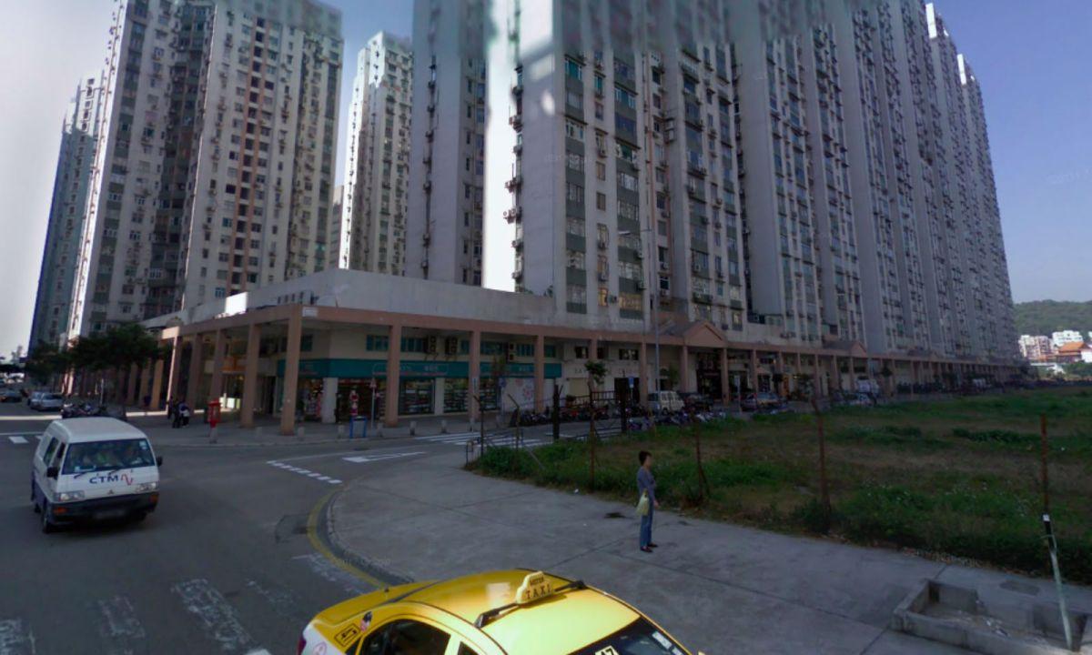 Taipa, Macau. Photo: Google Maps