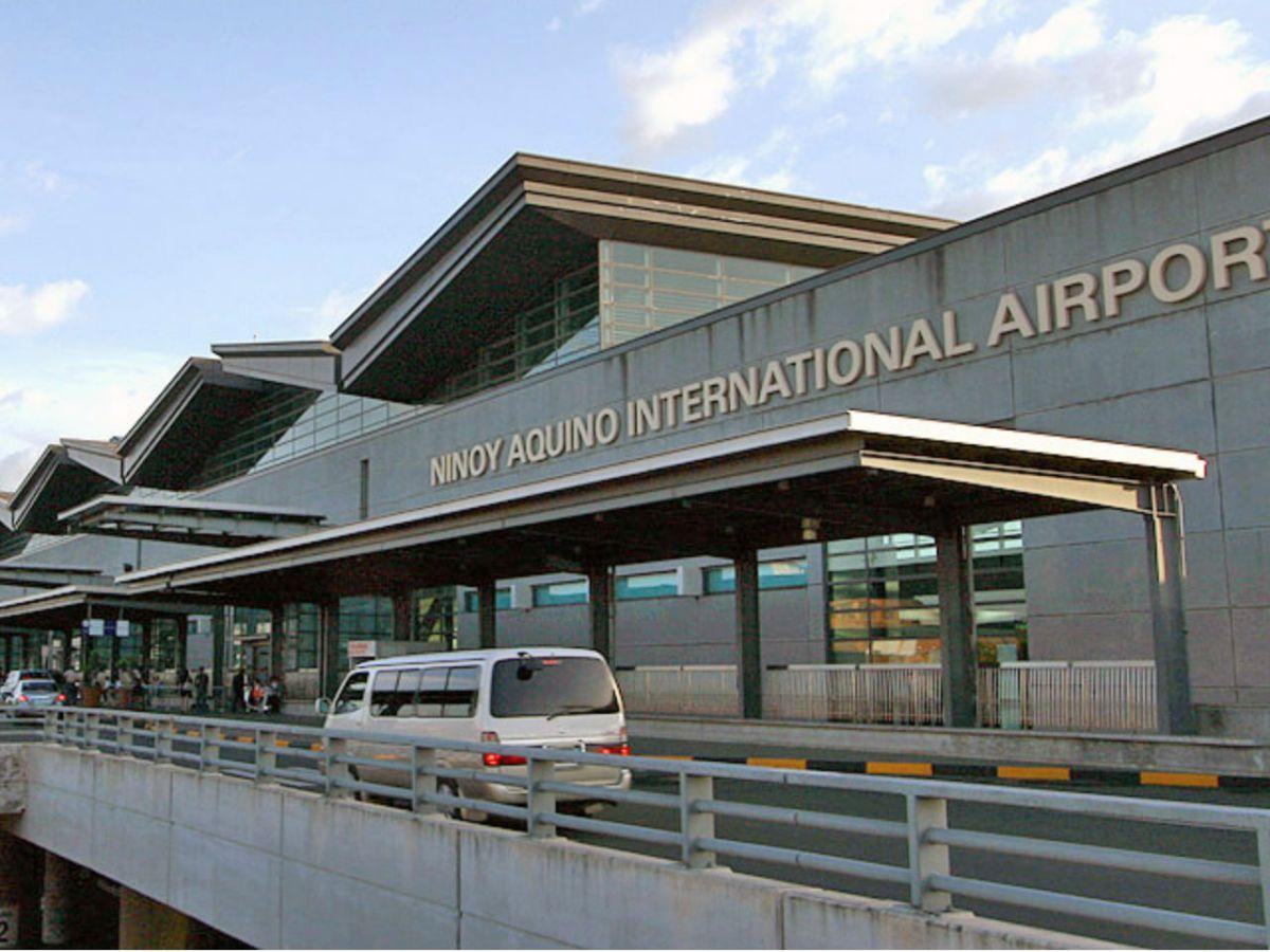 Ninoy Aquino International Airport in Manila. Photo: Wikimedia Commons, Mithril Cloud