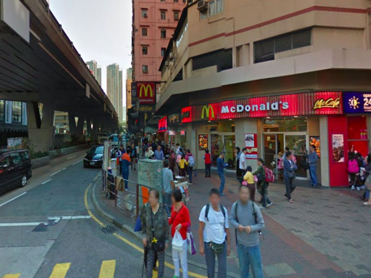Tai Kok Tsui in Kowloon Photo: Google Maps