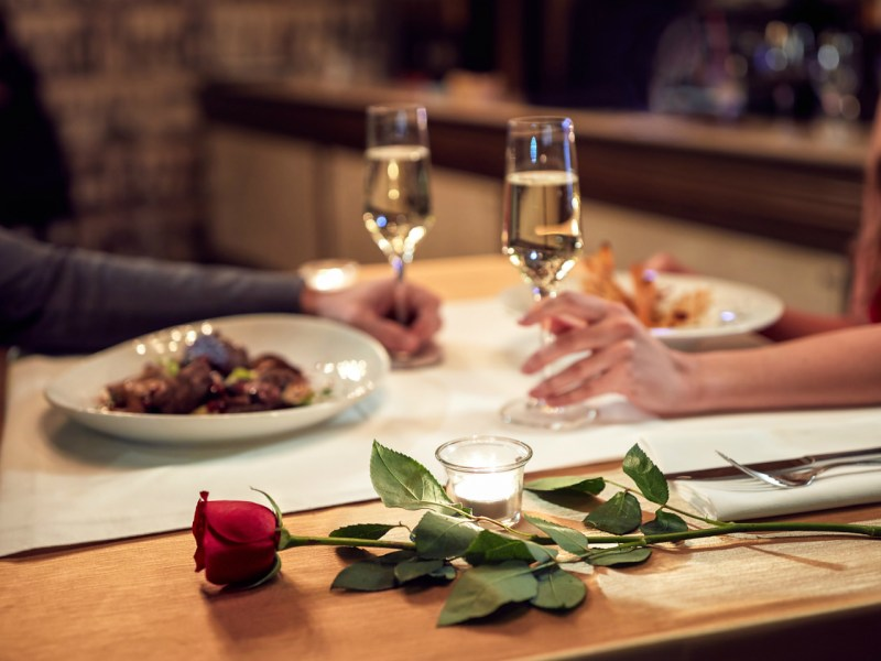 Valentine's Day spending has been on the rise in the Asia-Pacific region, according to MasterCard. Photo: iStock