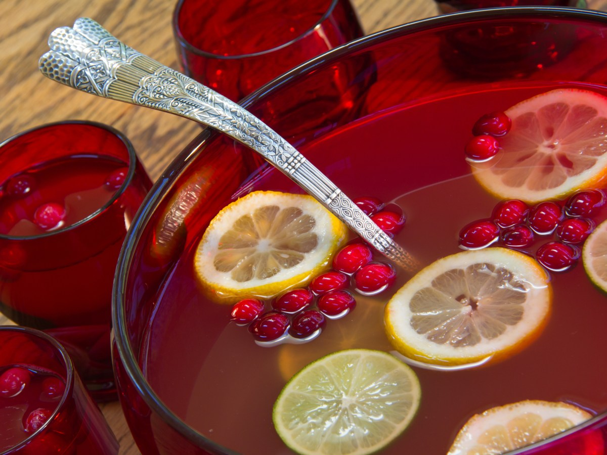 Central bankers are supposed to take away the proverbial punchbowl just as the party is getting going. Anyone for a drink? Photo: iStock / Getty