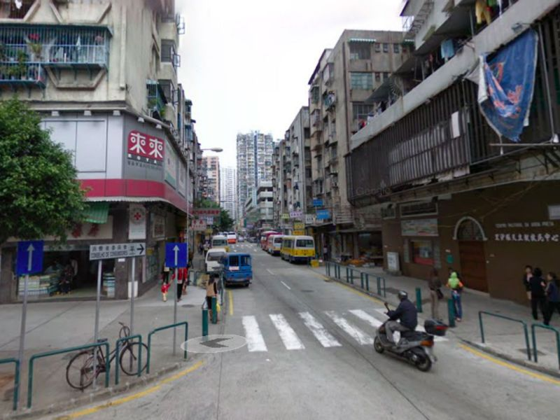 Bairron Iao Hon in Macau. Photo: Google Maps