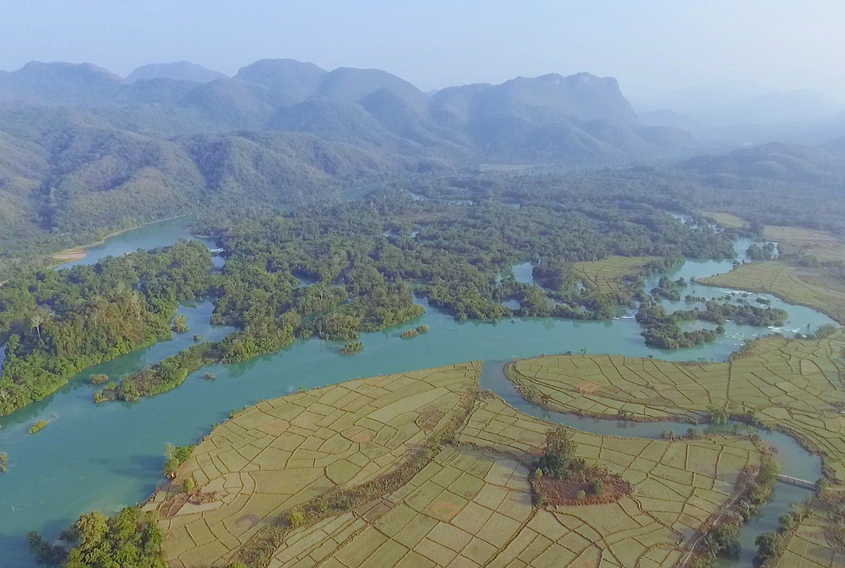 News that the Myanmar govt is set to build a series of gas power plants has pleased activists hoping to stop dams being built on the Salween river. Photo: Actions for Shan State Rivers