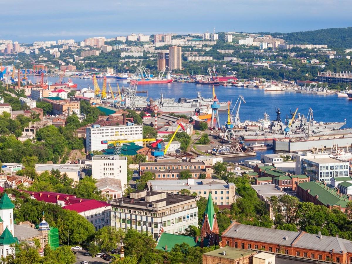 Vladivostok Photo: iStock